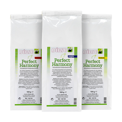 100651 - KO Perfect Harmony Kräutertee, 3 x 100 g, 3er Set nach Wahl