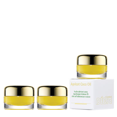 100490 - Mini apricot coco oil set of 3 pcs 4 ml