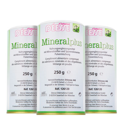 100070 - Mineral Plus Set 3 products, 250 g