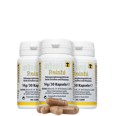 Reishi Set, 3 products