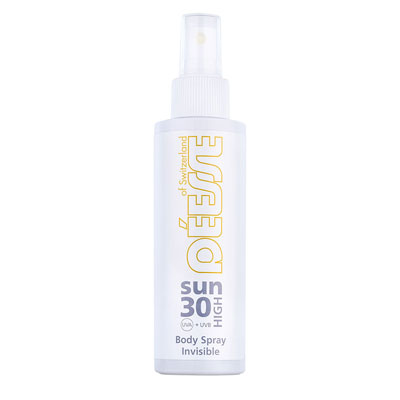 122580 - Body spray invisible SPF 30 150 ml
