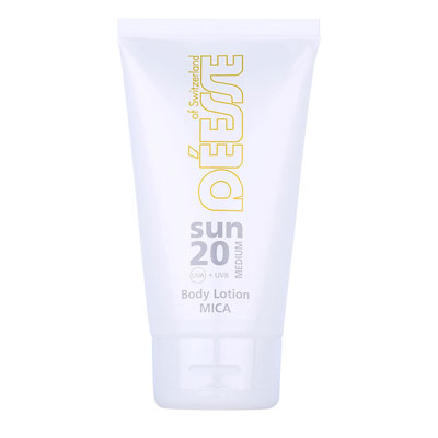 122540 - Body lotion MICA SPF 20 150 ml