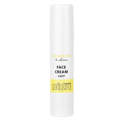 123860 - Combine to shine Face Cream Light 100 ml