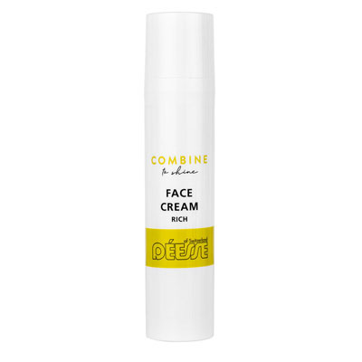 123870 - Combine to shine Face Cream Rich 100 ml