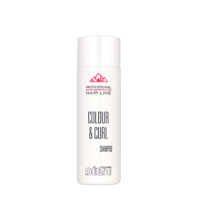 123550 - Colour & Curl Shampoo 200 ml
