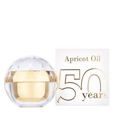 125400 - Anniversary apricot oil 50 ml Ltd.Ed.