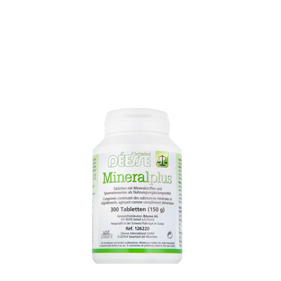 126220 - Mineral plus 300 tablets (150 g)