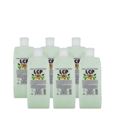 127310 - LCP bath/shower gel passion box 6 x 500 ml